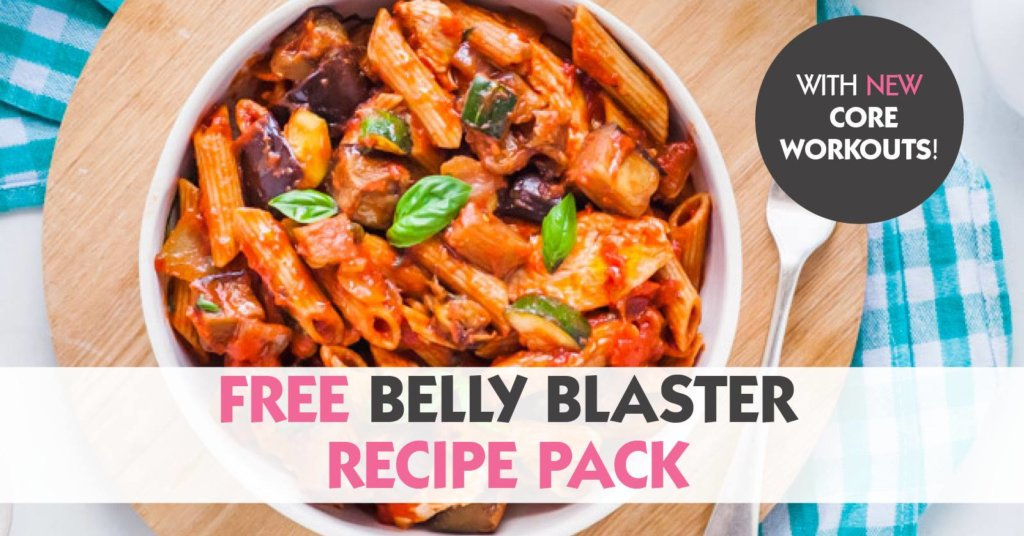 Belly blaster recipe exercise pack the healthy mummy uk simply enter your details below and your pack will be emailed to you forumfinder Images
