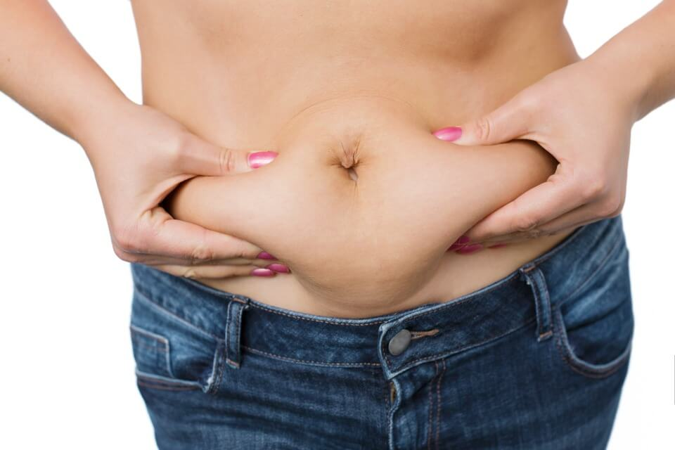 How to reduce belly fat if you suffer from PCOS, under active thyroid or IBS